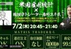 6月30日(火)経済指標予定